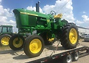 John Deere 4020 - Restored Beauty