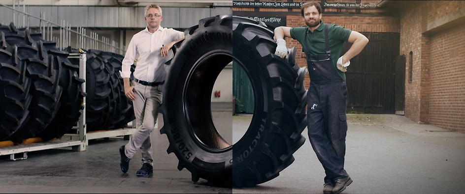 Continental Agricultural Tyres - Movie