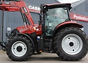 New Case Maxxum 115 specified with Continental Tractor70 tyres