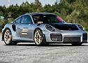 9FF engineering, Porsche GT2 RS: 366,0 km/h