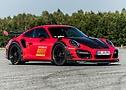 Techart, Porsche GT Street RS: 342,3 km/h
