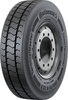 Continental TerminalMaster 280/75 R22.5