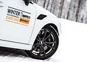 Grande divertimento sull'Audi RS3 di Abt che montava pneumatici WinterContact TS 850 P.