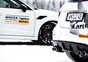 Bianco su bianco: La Lorinser LA50 e la RS 3 Sportback di ABT.