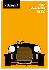 Continental Julian Montague Mercedes 35 PS