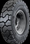 Pneumáticos Industriais - ContiRT20 (Foto visão diagonal do pneu )