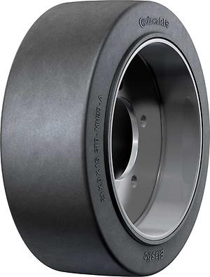 Continental Pneu MH20 (foto visão diagonal do pneu)