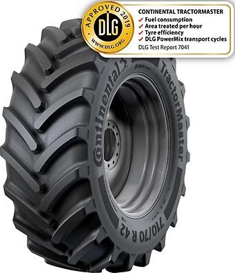 Aprovação da DLG - Imagem com o selo de vencedor no teste DLG