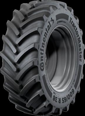 Foto do pneu Agrícola Continental TractorMaster - Visão Diagonal