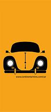 Continental Julian Montague Volkswagen Beetle