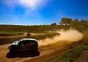 El SUV eléctrico Odyssey 21 de 470kw disfrutando de las curvas en Francia.
