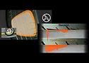 Pneu Original Renault Logan - ContiPremiumContact 5 - Detalhe tecnologia (Dirigibilidade)