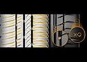 Pneu Original Siena - ContiPowerContact - Detalhe tecnologia WWI (Indicador Desgaste Piso Molhado)