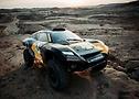 Des dunes saoudiennes ? Pas de problème pour nos pneus conçus pour l'extrême.