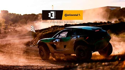 Extreme.E + Continental Pneus - Imagem Desktop 4