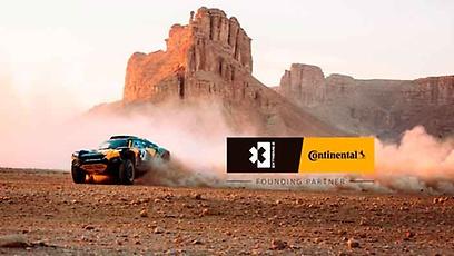Extreme.E + Continental Pneus - Imagem Desktop 9