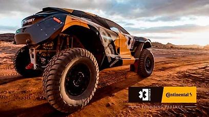 Extreme.E + Continental Pneus - Imagem Desktop 10