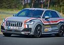 Audi SQ2 modifiée par MTM