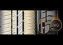 Pneu Original Chevrolet Onix - ContiPowerContact - Detalhe tecnologias (WWI & canais 3D)