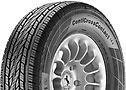 Pneu Original Jeep Compass - ContiCrossContact LX2 - Foto close pneu