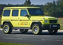 Mercedes Benz G modified by Delta 4x4