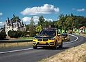 Колонна машин сопровождения на Тур де Франс 2020 - A.S.O. Charly López