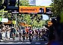 Caleb Ewan ob zmagi na tretji etapi dirke Tour de France 2020 - A.S.O. Pauline Ballet