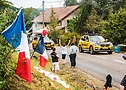 Continentalova karavana med vožnjo skozi Francijo na dirki Tour de France 2020 - A.S.O. Charly López