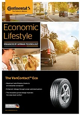 Produktark VanContact™ Eco