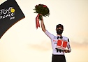 Marc Hirschi winning most combative rider on Continental tyres at Tour de France 2020 - A.S.O. Pauline Ballet