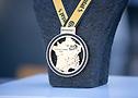 Médaille Continental du vainqueur d'étape du Tour de France 2020 - A.S.O. Hervé Tarrieu