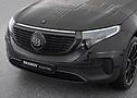 Frontansicht des BRABUS Mercedes EQC 400 4Matic | Continental