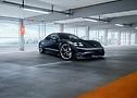 Porsche TaycanTurbo mit TECHART Formula VI Schmiederad  | Continental