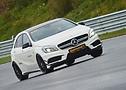 Neumáticos de equipo original para Mercedes-Benz.