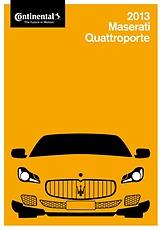 Continental Julian Montague Maserati Quattroporte