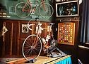 All'interno del Café Welkom Noorderwijk a Herentals, Belgio