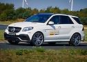 Mercedes AMG modifiée par BRABUS
