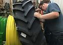 John Deere 4020 – Montaje de los Tractor85.