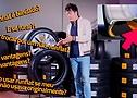 Flatout: O que é pneu Runflat e outras dúvidas sobre (imagem do Juliano Barata junto a pneus run flat SSR)