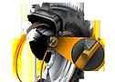 Desenho Hexagonal do Talão