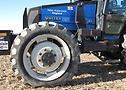 O campeão britânico Peter Alderslade vai competir com pneus Continental Tractor85 pela primeira vez.