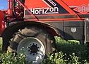 Pulverizadora SAM com pneus Continental VF TractorMaster 600/60R30