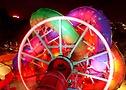 Slidewheel in China by Night