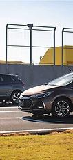 Cruze Sport + Polo GTS - Protetor Celular