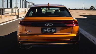Audi Q8 - Wallpaper