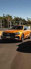 Audi Q8 Performance Black - Protetor Celular