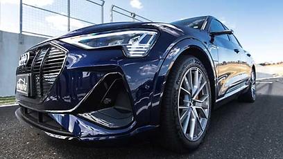 Audi e-Tron Performance Black - Wallpaper