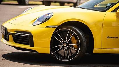 Porsche 911 Turbo S - Wallpaper