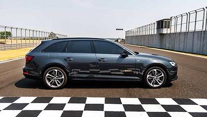 Audi A4 Avant Prestige Plus - Wallpaper
