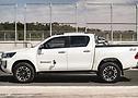 Volta Rápida: Nova Toyota Hilux SRX 2021 - Foto 2